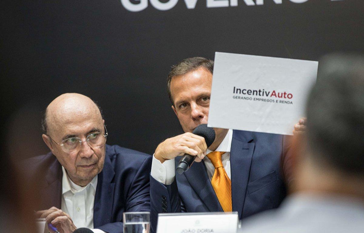Imagem ilustrativa da notícia: Governo de SP definirá regras do IncentivAuto nesta semana