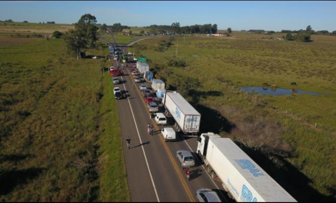 Imagem ilustrativa da notícia: Argentina, México e caminhoneiros mexem nas projeções