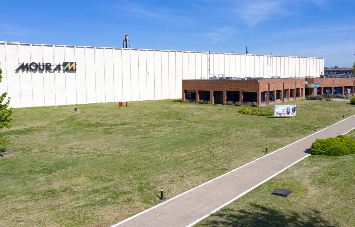 Imagem ilustrativa da notícia: Grupo Moura investe para ampliar produção na Argentina