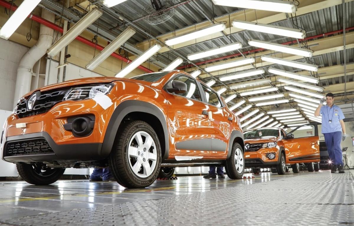 Imagem ilustrativa da notícia: Grupo Renault tem queda de 34% no faturamento