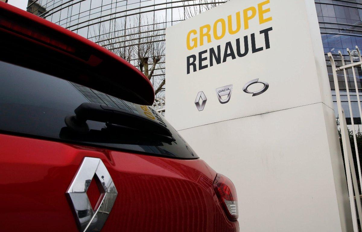 Imagem ilustrativa da notícia: Vendas do Grupo Renault caem no primeiro semestre