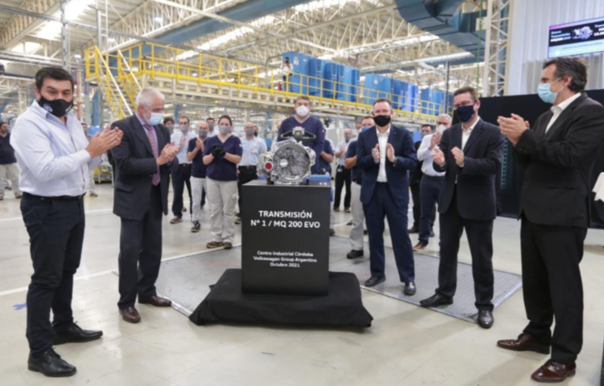 Imagem ilustrativa da notícia: Grupo Volkswagen produz nova transmissão em Córdoba