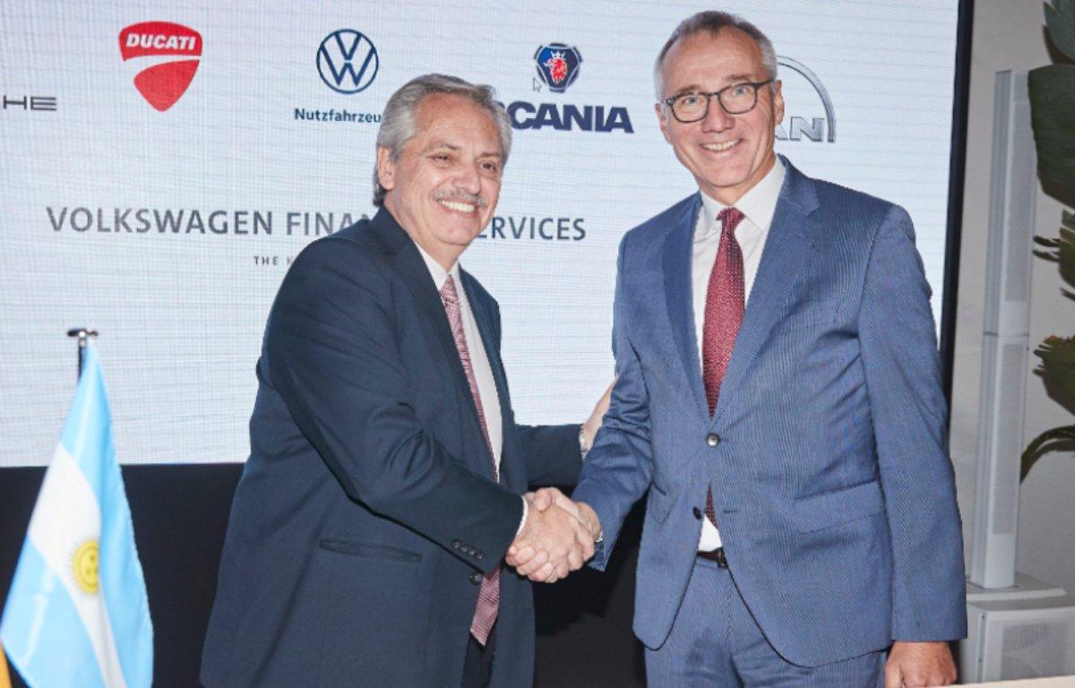 Imagem ilustrativa da notícia: Grupo Volkswagen confirma US$ 800 milhões na Argentina