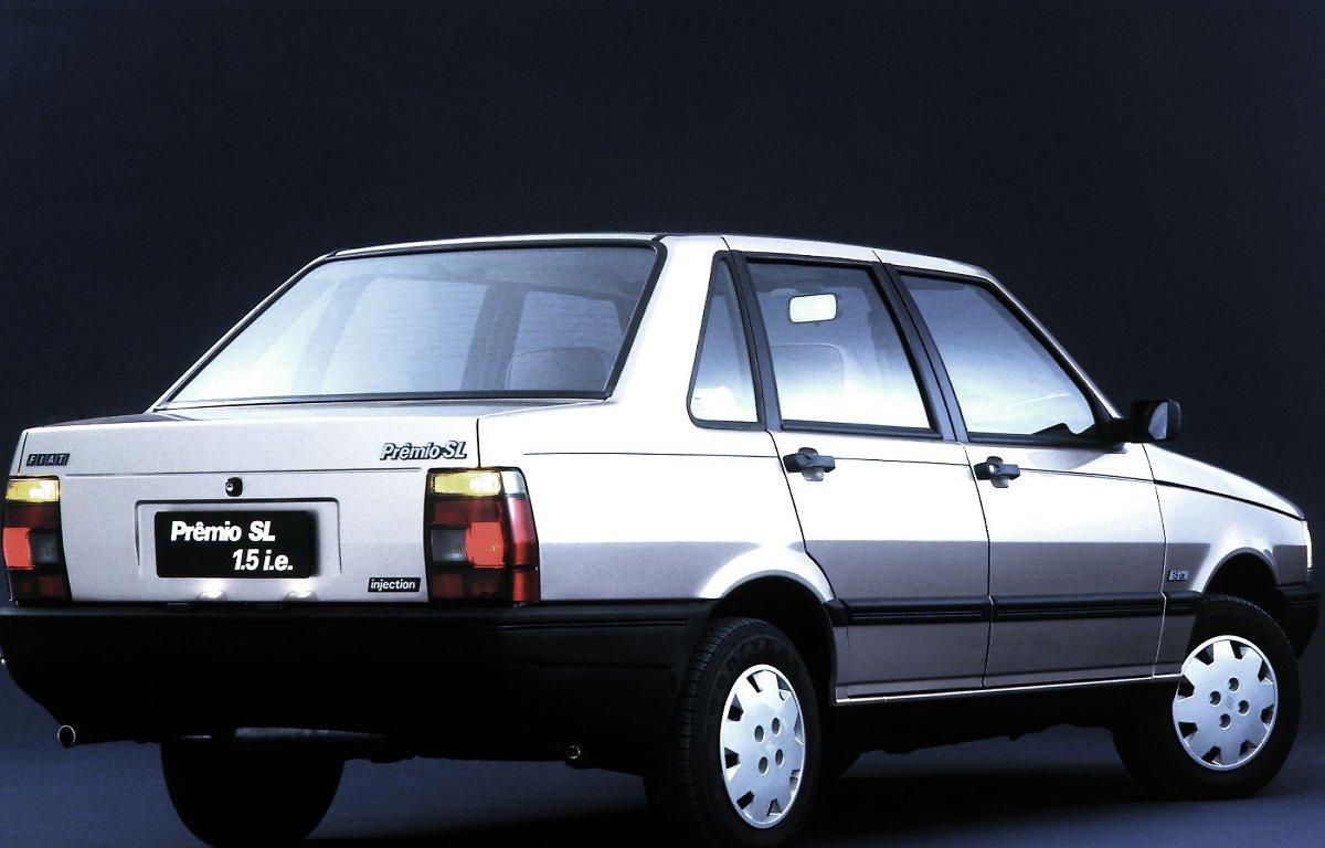 Imagem ilustrativa da notícia: Há 35 anos Fiat lançou o Prêmio