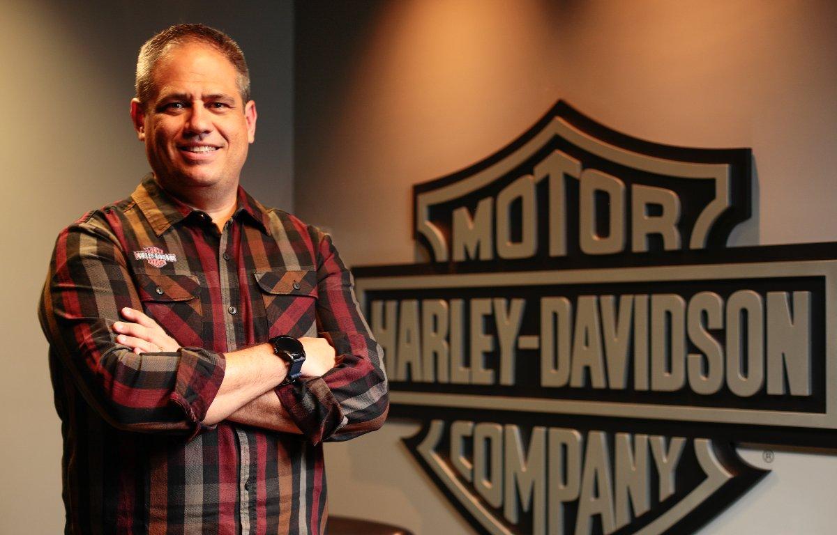 Imagem ilustrativa da notícia: Harley-Davidson tem novo diretor geral