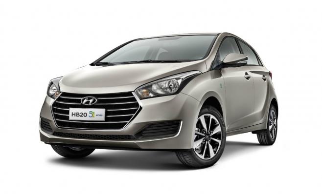 Imagem ilustrativa da notícia: Hyundai HB20 completa cinco anos de produção