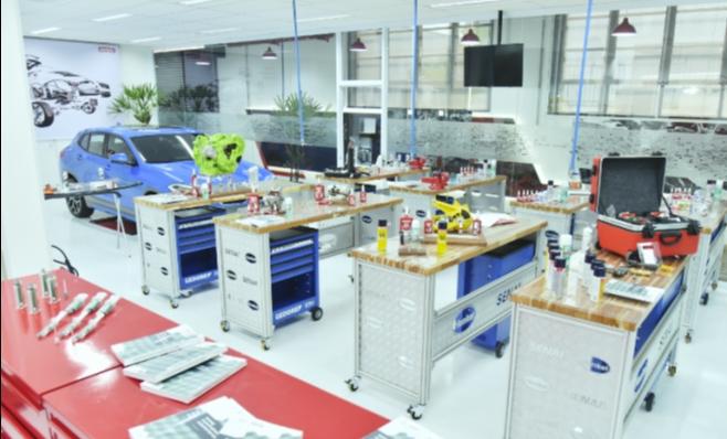 Imagem ilustrativa da notícia: Henkel inaugura centro de treinamento