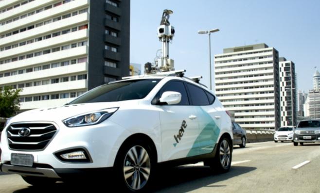 Imagem ilustrativa da notícia: Honda e Here oferecem informação de tráfego sem internet