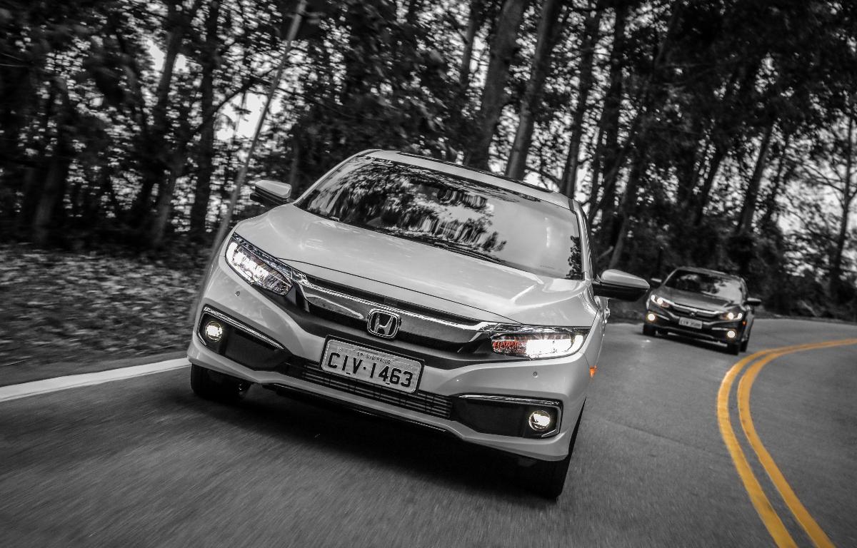 Imagem ilustrativa da notícia: Honda Civic foi o modelo mais buscado na Webmotors em 2020