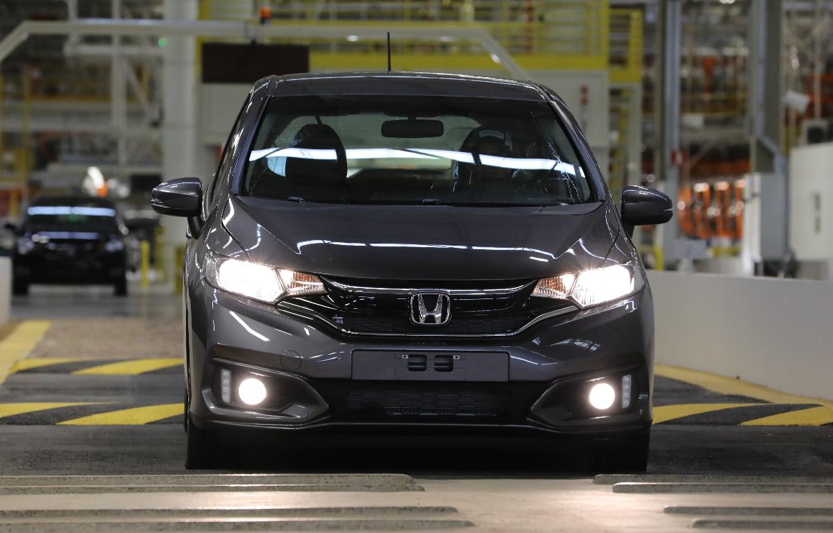 Imagem ilustrativa da notícia: Honda soma mais de 2 milhões de automóveis vendidos no Brasil