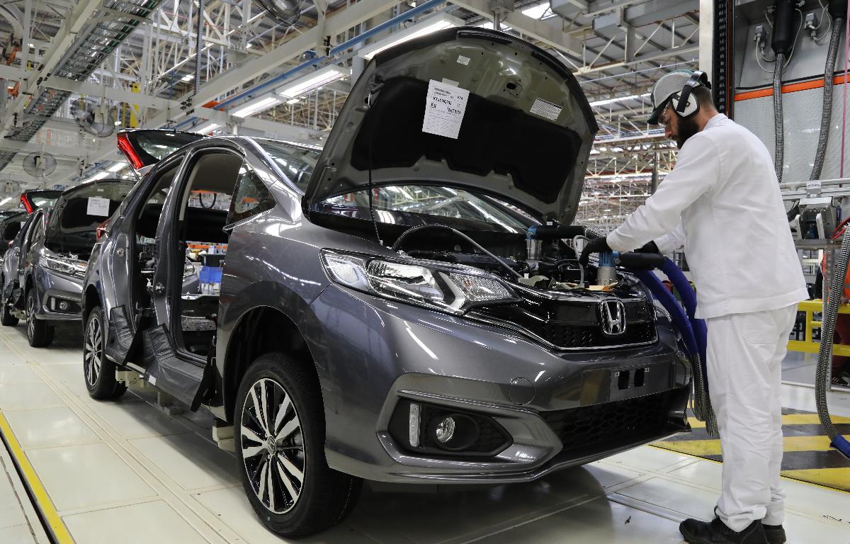 Imagem ilustrativa da notícia: Honda suspende produção em Sumaré por falta de semicondutores