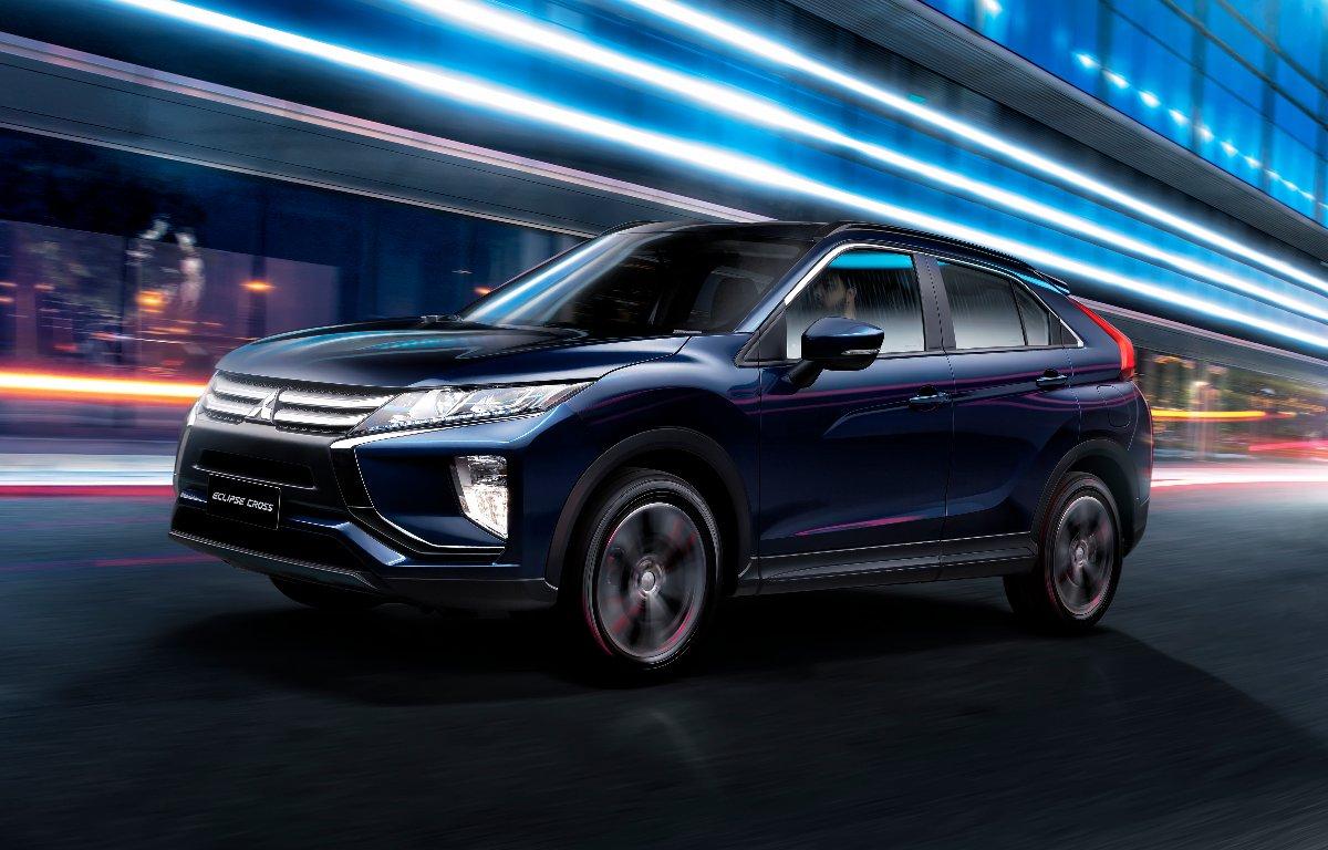 Imagem ilustrativa da notícia: HPE nacionaliza produção do Mitsubishi Eclipse Cross