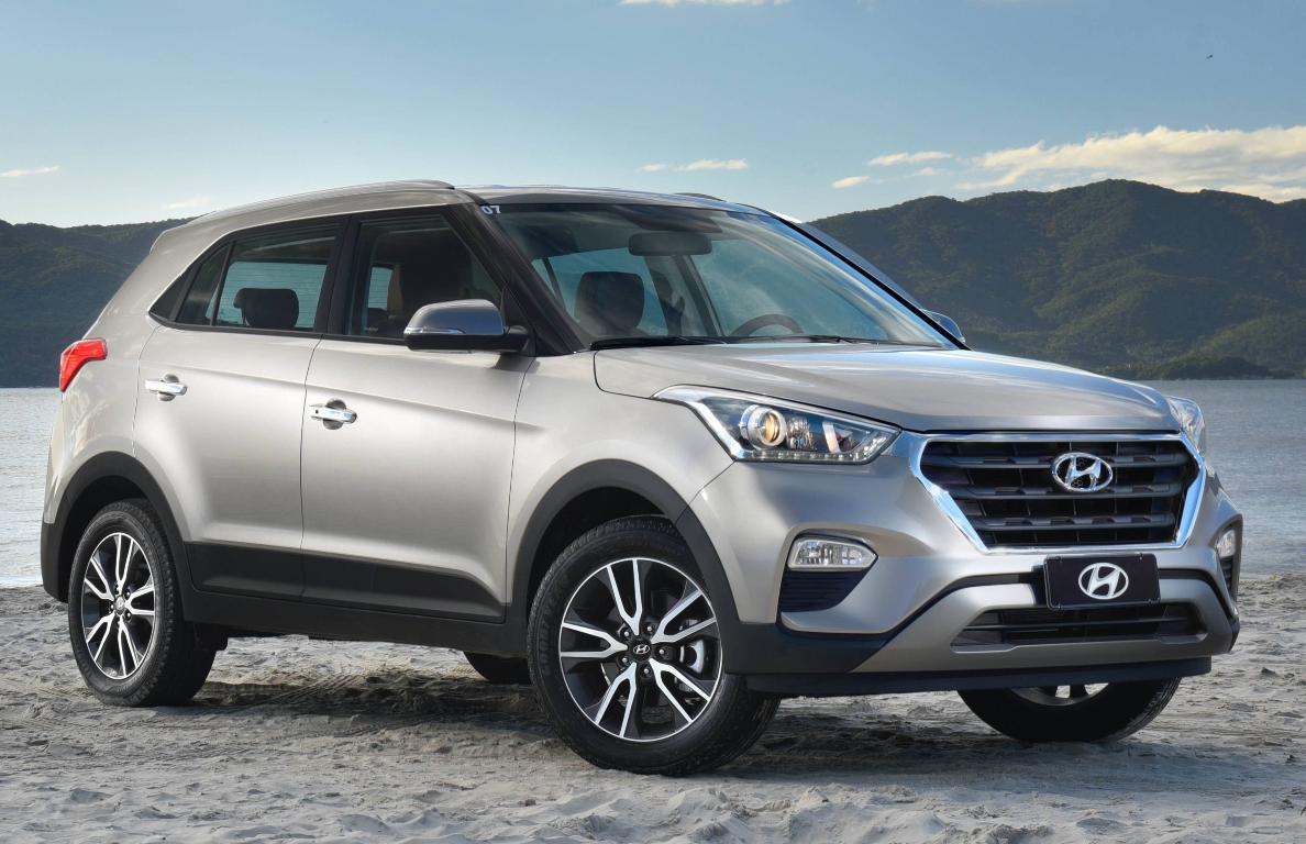 Imagem ilustrativa da notícia: Hyundai já vendeu 100 mil Creta