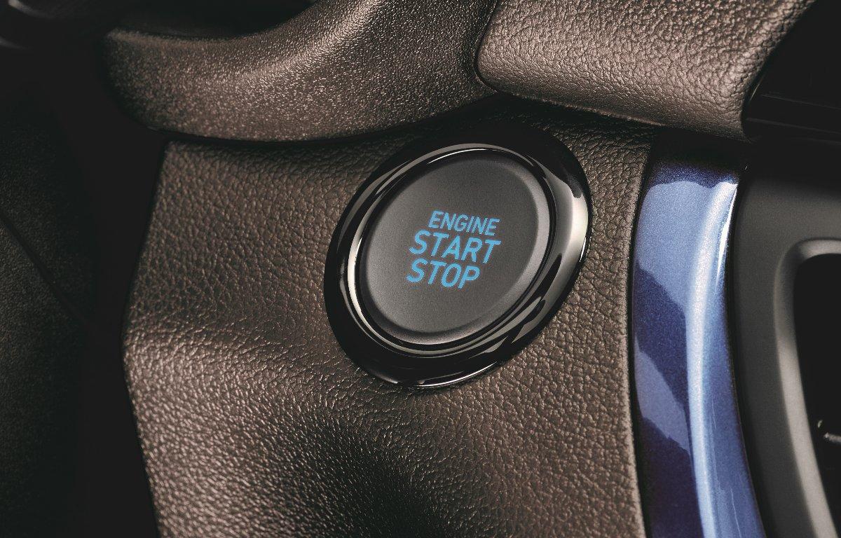 Imagem ilustrativa da notícia: Hyundai mostra botão de ignição do novo HB20