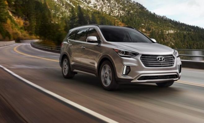 Imagem ilustrativa da notícia: Hyundai convoca recall do Santa Fe
