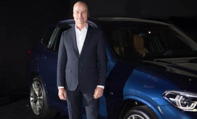 Imagem ilustrativa da notícia: Fábrica da BMW tem novo diretor geral