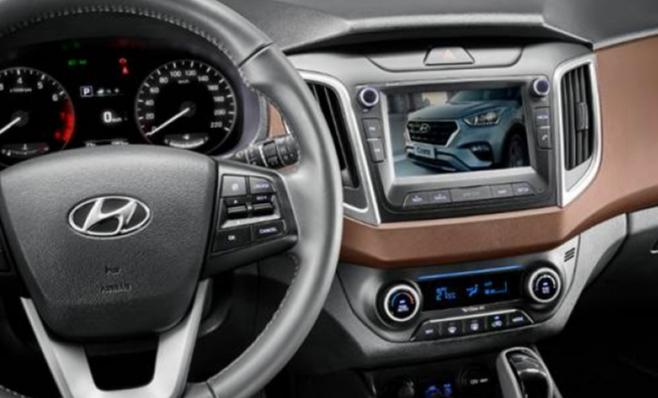 Imagem ilustrativa da notícia: Hyundai Creta ganha TV digital na linha 2019