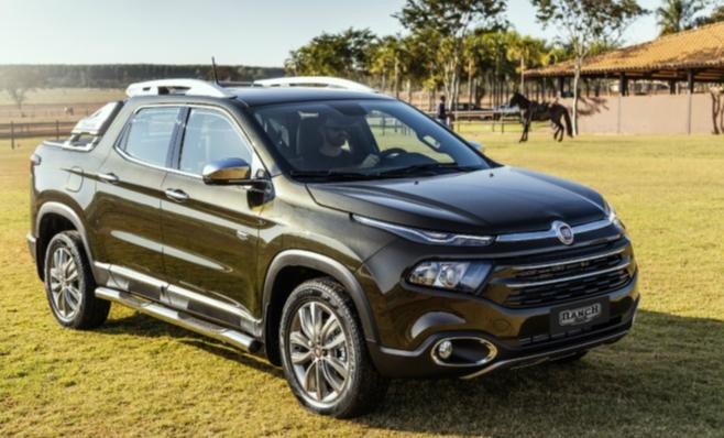 Imagem ilustrativa da notícia: Fiat lança a Ranch, versão topo de linha da Toro