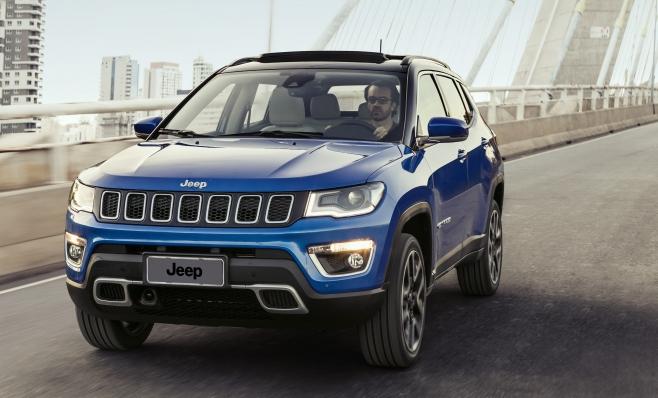 Imagem ilustrativa da notícia: Jeep Compass: um carro para não dirigir.