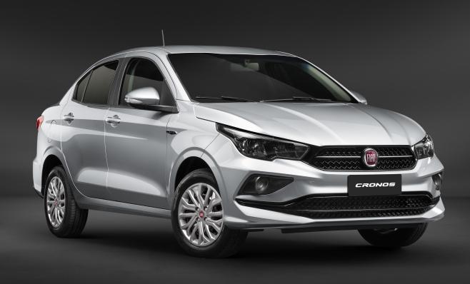 Imagem ilustrativa da notícia: Fiat Cronos tem nova versão Drive