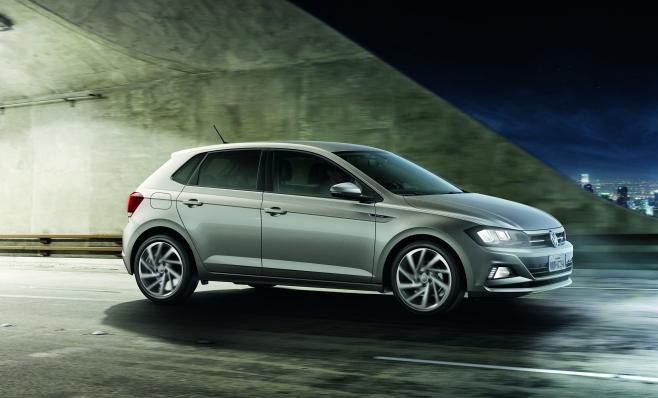 Imagem ilustrativa da notícia: ZF fornece itens de segurança para o novo VW Polo