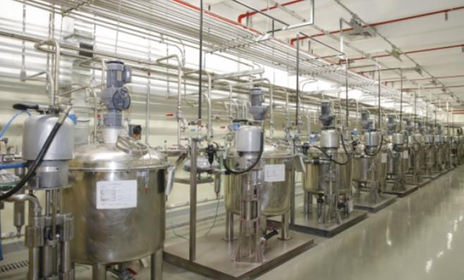 Imagem ilustrativa da notícia: VW investe R$ 20 milhões em sala de mistura de tintas