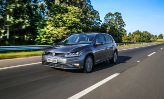 Imagem ilustrativa da notícia: VW Golf tira da letargia o mercado de hatches