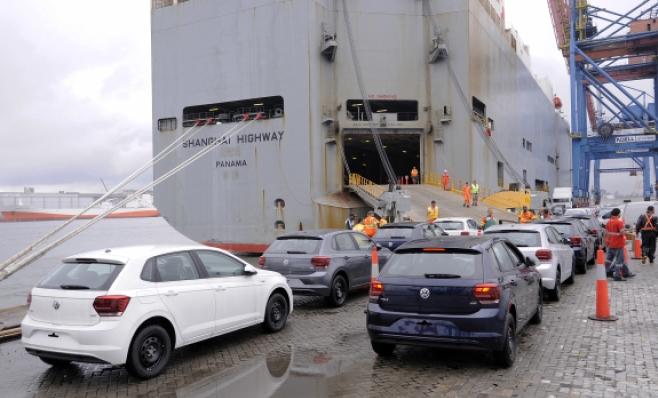Imagem ilustrativa da notícia: Volkswagen exporta mais de 160 mil veículos em 2017