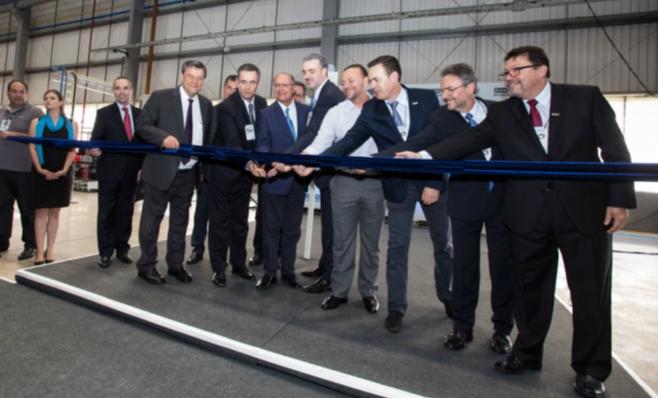 Imagem ilustrativa da notícia: Randon inaugura planta em Araraquara