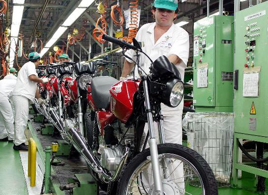 Imagem ilustrativa da notícia: Produção de motocicletas segue em alta