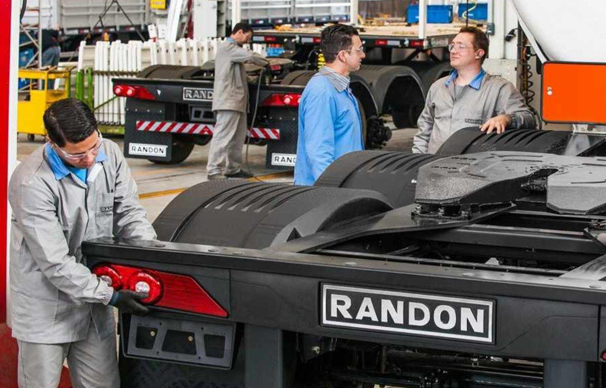 Imagem ilustrativa da notícia: Randon investe em nova estamparia