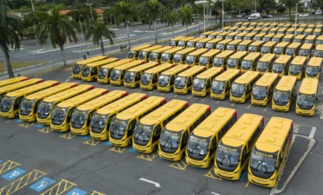 Imagem ilustrativa da notícia: Iveco vende novecentos ônibus a MG