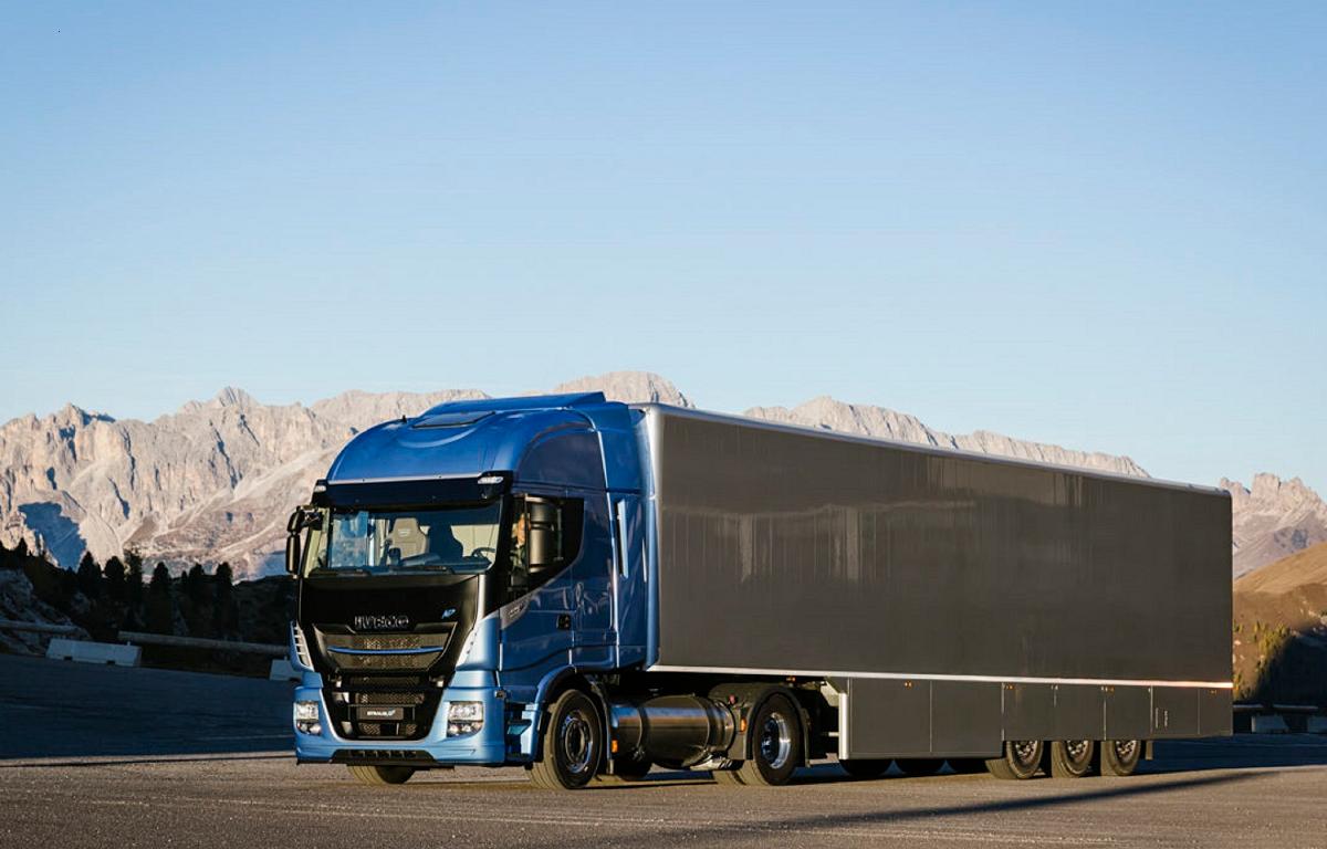 Imagem ilustrativa da notícia: Iveco vende 35 caminhões GNL no Chile