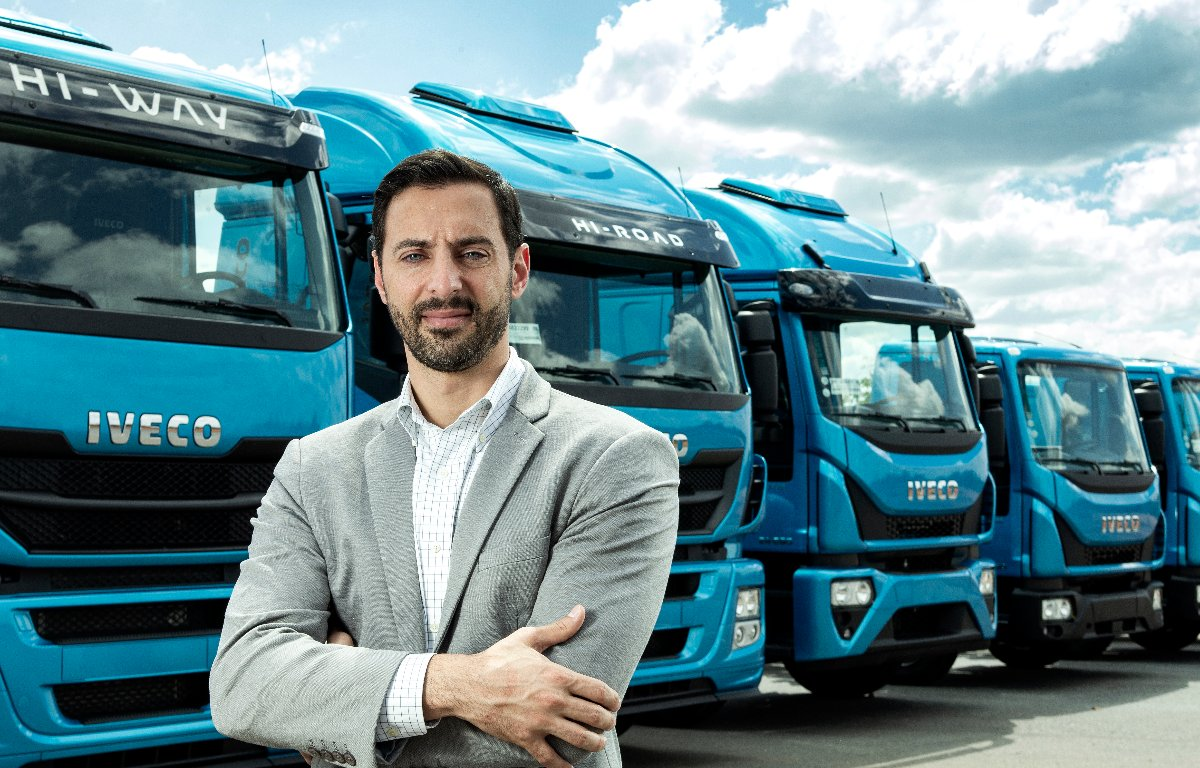 Imagem ilustrativa da notícia: Marketing Iveco tem novo diretor para América do Sul