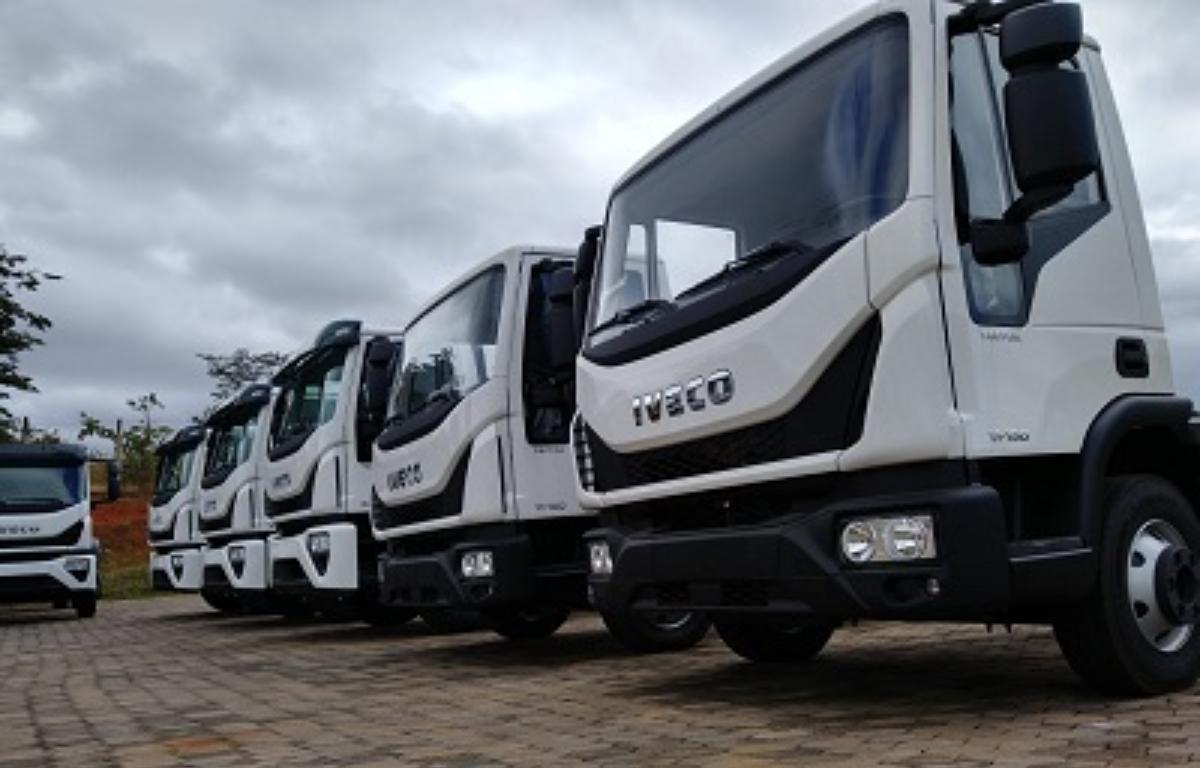 Imagem ilustrativa da notícia: Iveco vende 11 Tector para transportadora mineira