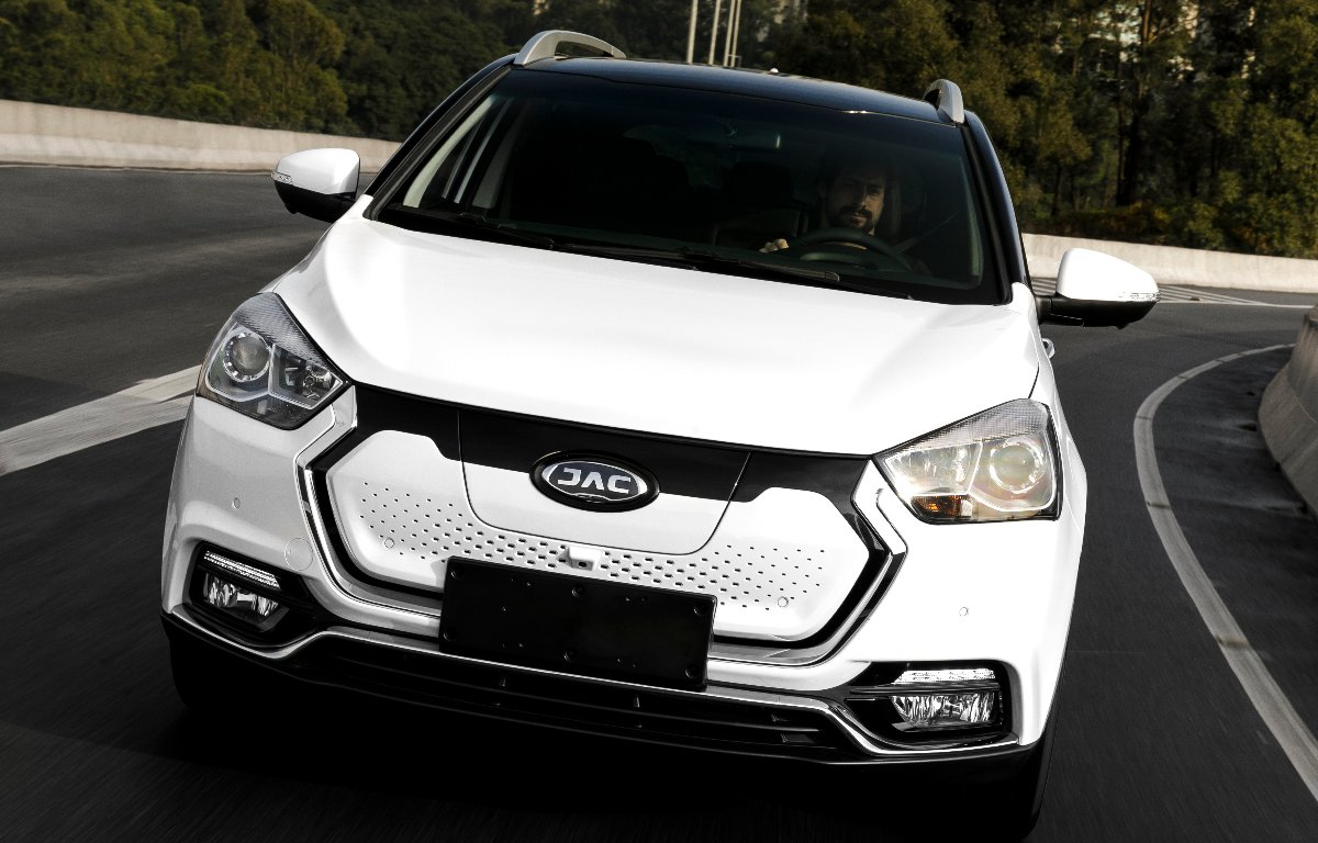 Imagem ilustrativa da notícia: Jac Motors vendeu 51 veículos elétricos no Brasil
