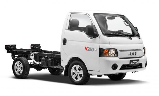 Imagem ilustrativa da notícia: JAC Motors triplica vendas em outubro