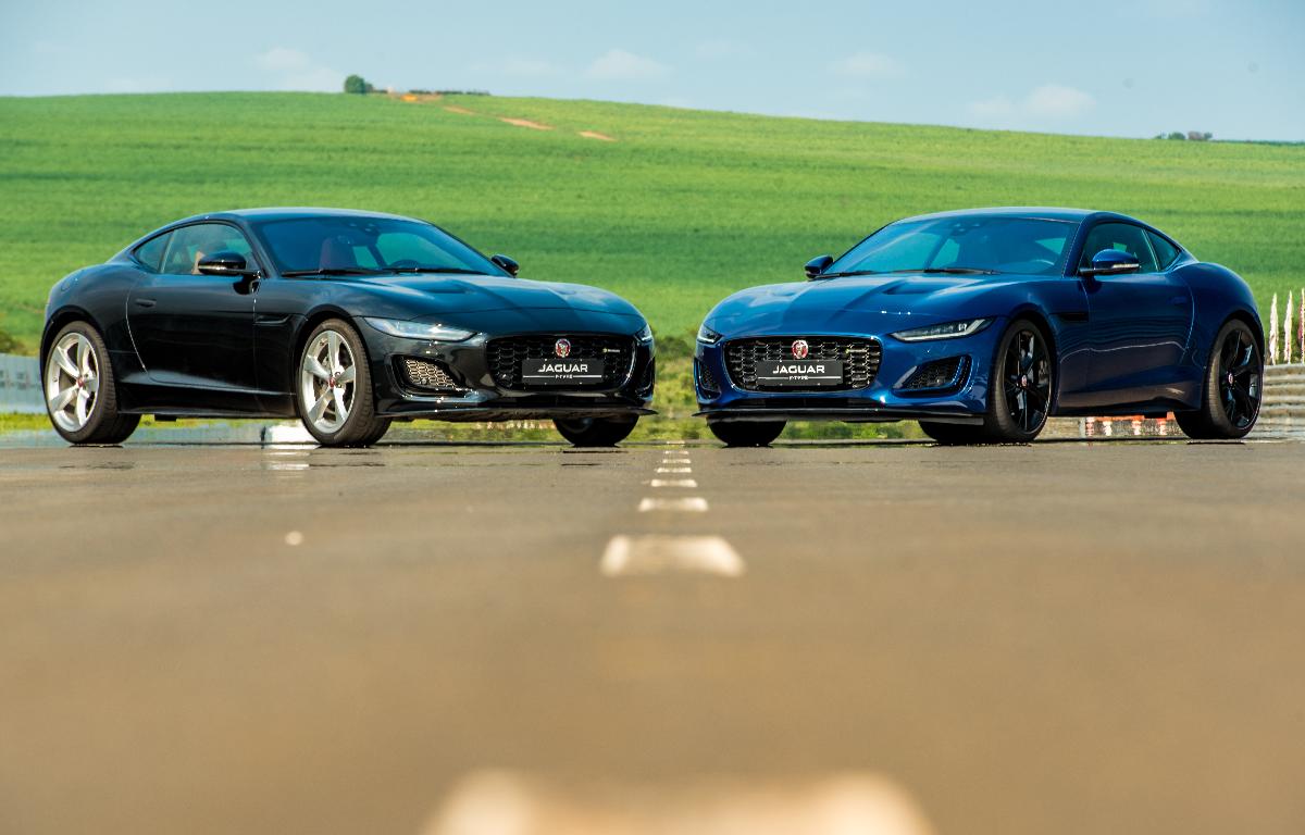 Imagem ilustrativa da notícia: Jaguar F-Type passa por alterações e parte de R$ 404 mil