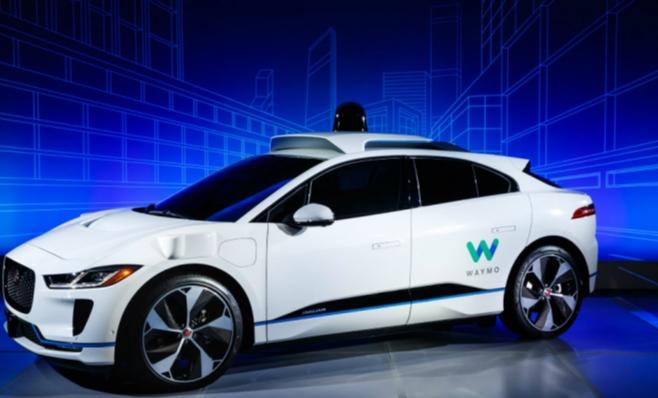 Imagem ilustrativa da notícia: Parceria Jaguar e Waymo em I-Pace autônomo