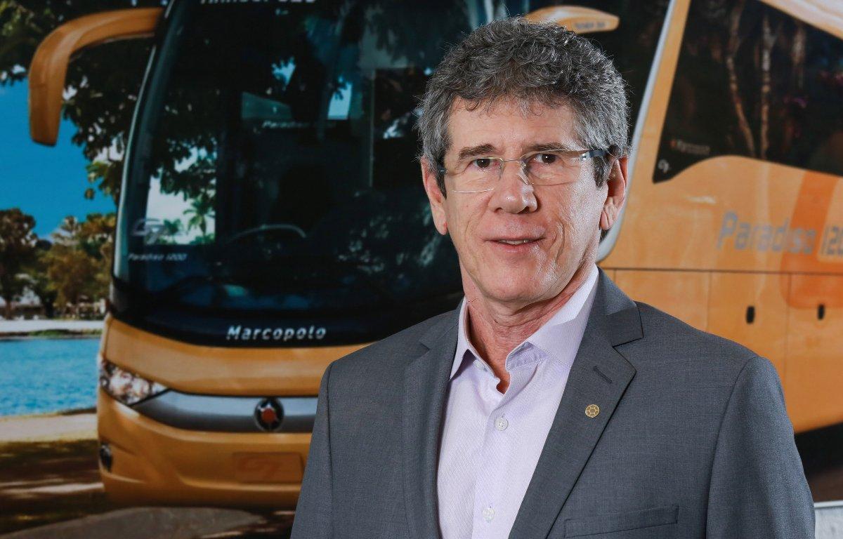 Imagem ilustrativa da notícia: James Bellini é o novo CEO da Marcopolo
