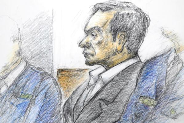 Imagem ilustrativa da notícia: Japão apresenta novas acusações contra Carlos Ghosn