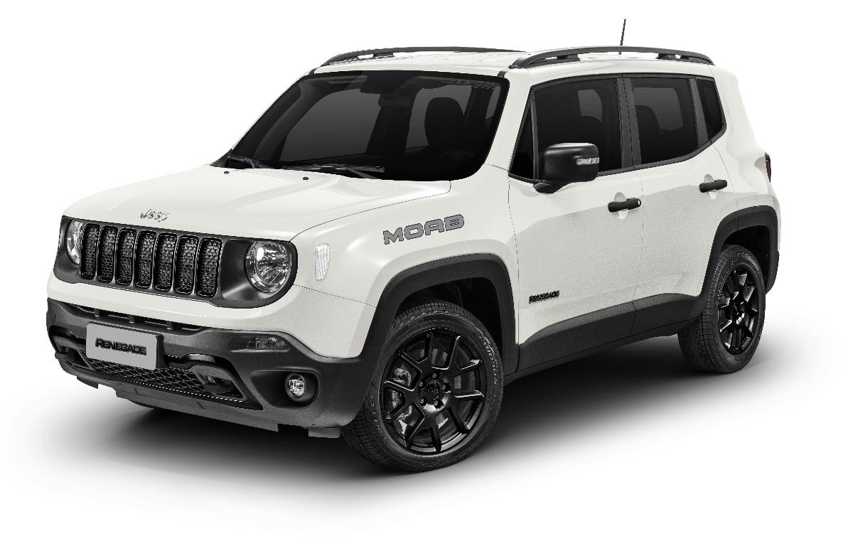 Imagem ilustrativa da notícia: Jeep Compass e Renegade têm novidade na linha 2021