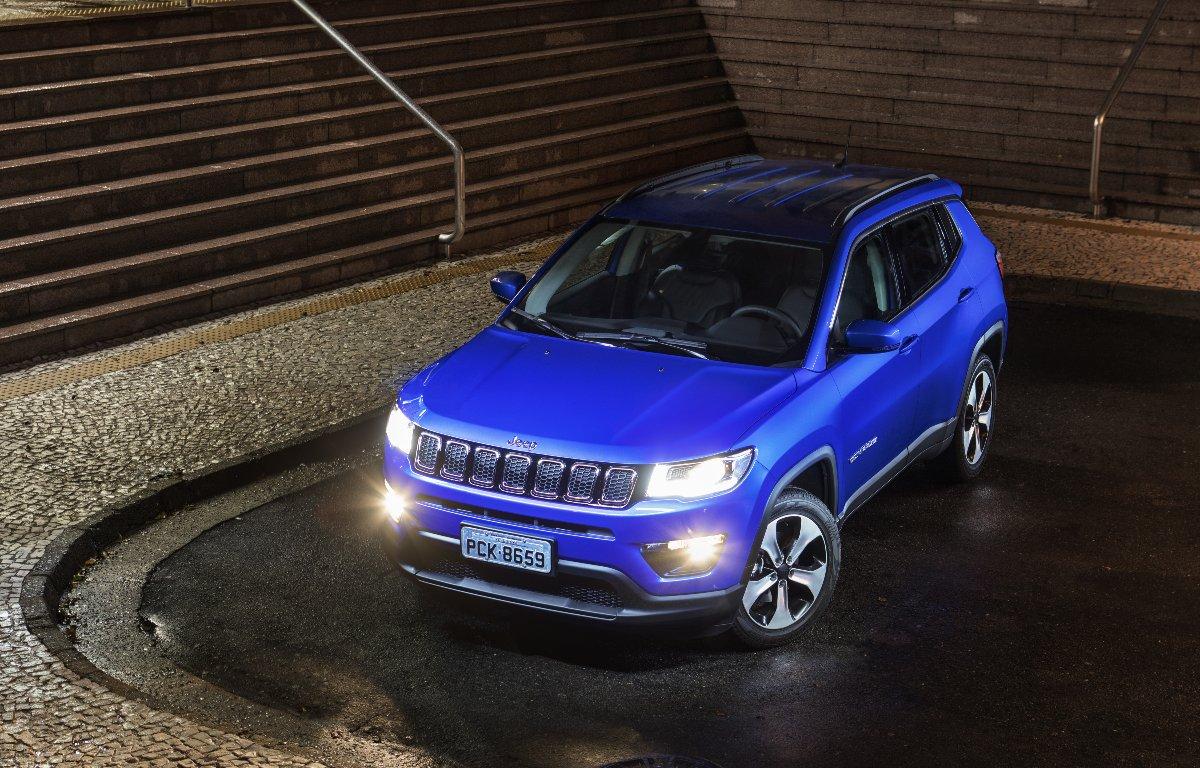 Imagem ilustrativa da notícia: Jeep Compass foi o SUV mais vendido em julho