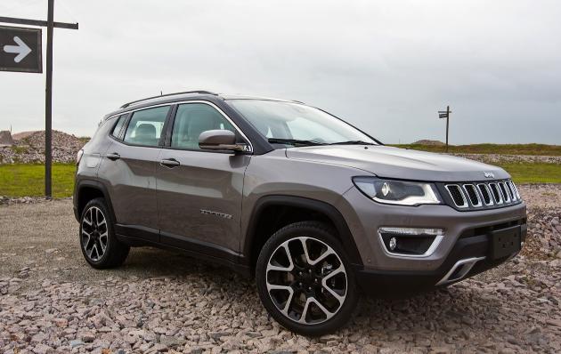 Imagem ilustrativa da notícia: Jeep Compass tem o melhor valor de revenda