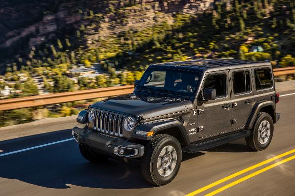 Imagem ilustrativa da notícia: Jeep inicia pré-venda de dois modelos
