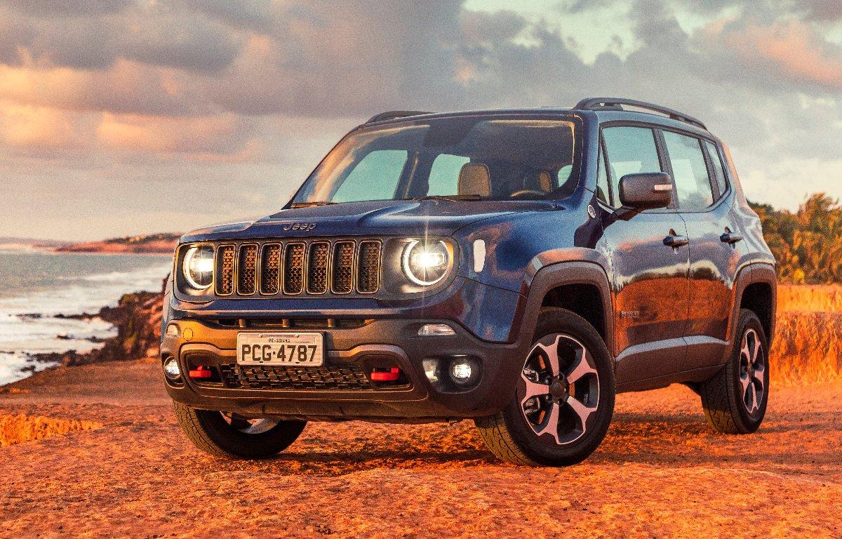 Imagem ilustrativa da notícia: Jeep Renegade chega a 200 mil unidades vendidas no Brasil