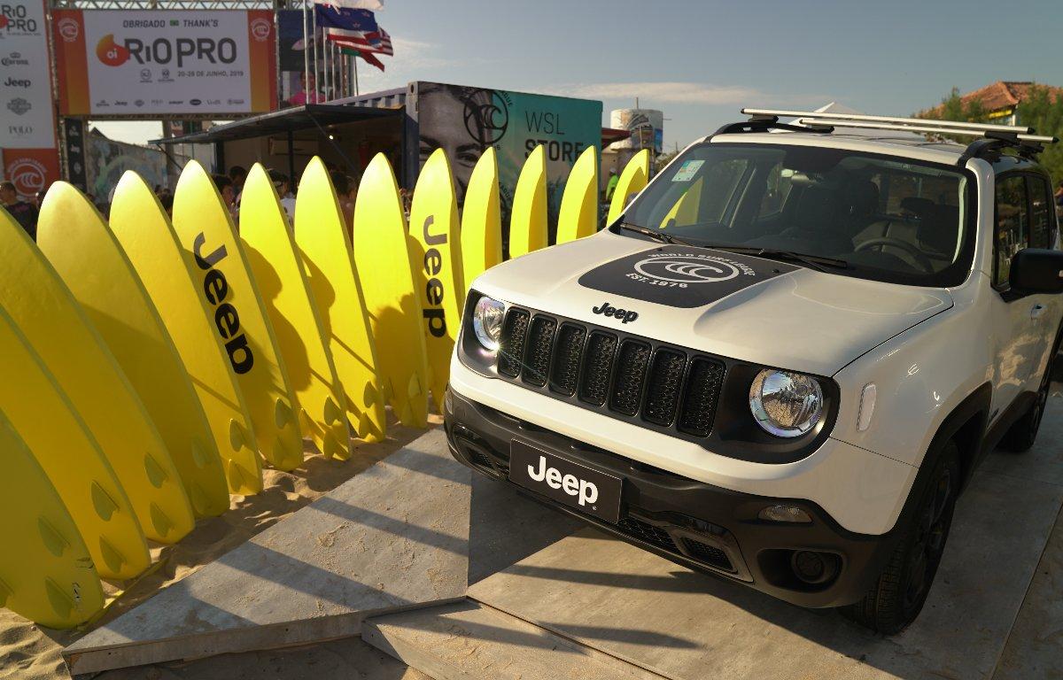 Imagem ilustrativa da notícia: Jeep Renegade comemora cinco anos