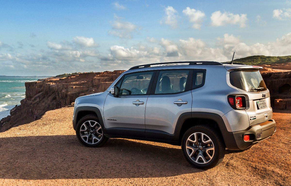Imagem ilustrativa da notícia: Jeep Renegade é o SUV mais vendido do Brasil