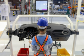Imagem ilustrativa da notícia: CNH Industrial busca novas tecnologias com startups