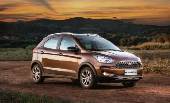 Imagem ilustrativa da notícia: Ford Ka Freestyle chega por R$ 63,5 mil